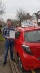 Daniel Ratcliffe passed with Craig Polles Driver Training