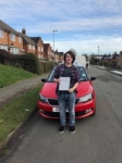 Daniel Whitehouse passed with Craig Polles Driver Training