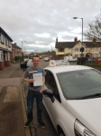 Daniel Wood passed with Craig Polles Driver Training
