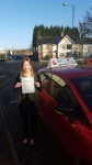 Danielle Staton  passed with Craig Polles Driver Training