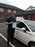 Dave Dailey passed with Craig Polles Driver Training