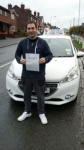 Dave Johnson passed with Craig Polles Driver Training