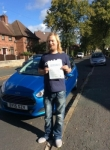 Dave Mountford passed with Craig Polles Driver Training