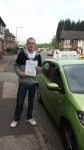 David Moore passed with Craig Polles Driver Training