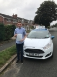 David Sillitto passed with Craig Polles Driver Training