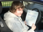 Doyle passed with Craig Polles Driver Training