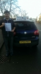 Dr Khartik Bhat passed with Craig Polles Driver Training