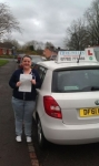 Eilidh Archer passed with Craig Polles Driver Training