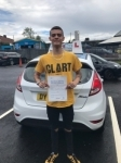 Elijah Wells passed with Craig Polles Driver Training