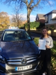 Ella Phoenix passed with Craig Polles Driver Training