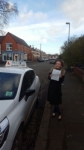 Ellie Boulton passed with Craig Polles Driver Training