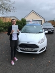 Ellie Cunningham passed with Craig Polles Driver Training