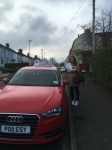 Emilia Binns passed with Craig Polles Driver Training