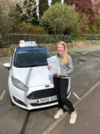 Emily Edwards passed with Craig Polles Driver Training
