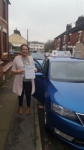 Emily Mclatchie passed with Craig Polles Driver Training