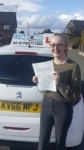 Emily Moore passed with Craig Polles Driver Training