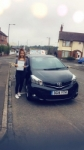 Emily Prince passed with Craig Polles Driver Training