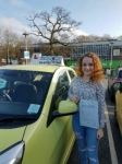 Emma Lloyd passed with Craig Polles Driver Training