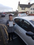 Emma Ray passed with Craig Polles Driver Training
