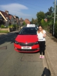 Erin Spruce passed with Craig Polles Driver Training