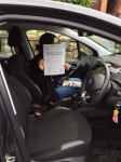 Farida Akhter passed with Craig Polles Driver Training
