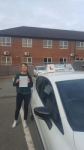 Faye Morris passed with Craig Polles Driver Training