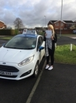 Frankie Davies passed with Craig Polles Driver Training