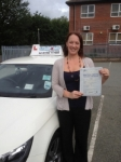Gemma passed with Craig Polles Driver Training