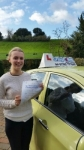 Georgia Kenyon passed with Craig Polles Driver Training