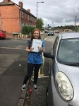 Georgia Matthews passed with Craig Polles Driver Training