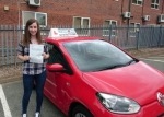 Giselle Ayoub  passed with Craig Polles Driver Training