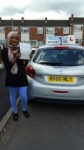 Hafsa Etarghi passed with Craig Polles Driver Training