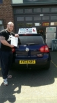 Hagen Biggin  passed with Craig Polles Driver Training
