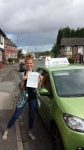 Hannah Cooper passed with Craig Polles Driver Training