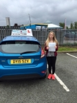 Hannah Green passed with Craig Polles Driver Training