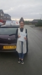 Hannah Haworth passed with Craig Polles Driver Training