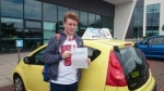 Harley Braddock-Cooper passed with Craig Polles Driver Training