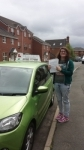Holliey Vaughan passed with Craig Polles Driver Training