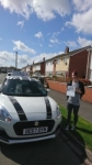 Sophie Thomson passed with Craig Polles Driver Training