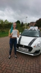 Sophie Tomkinson passed with Craig Polles Driver Training