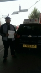Ibrar Hussain passed with Craig Polles Driver Training