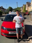 Isaac Vickers passed with Craig Polles Driver Training