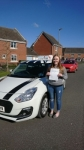 Isabella Denny passed with Craig Polles Driver Training