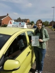 Isobel Tusk passed with Craig Polles Driver Training