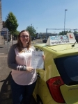 Isobelle Webster passed with Craig Polles Driver Training