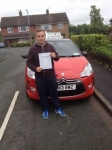 Jack  passed with Craig Polles Driver Training