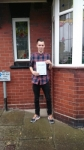 Jack Barnet passed with Craig Polles Driver Training