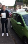 Jack Brennan passed with Craig Polles Driver Training