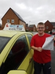 Jack Davies passed with Craig Polles Driver Training
