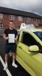 Jack Gibson passed with Craig Polles Driver Training